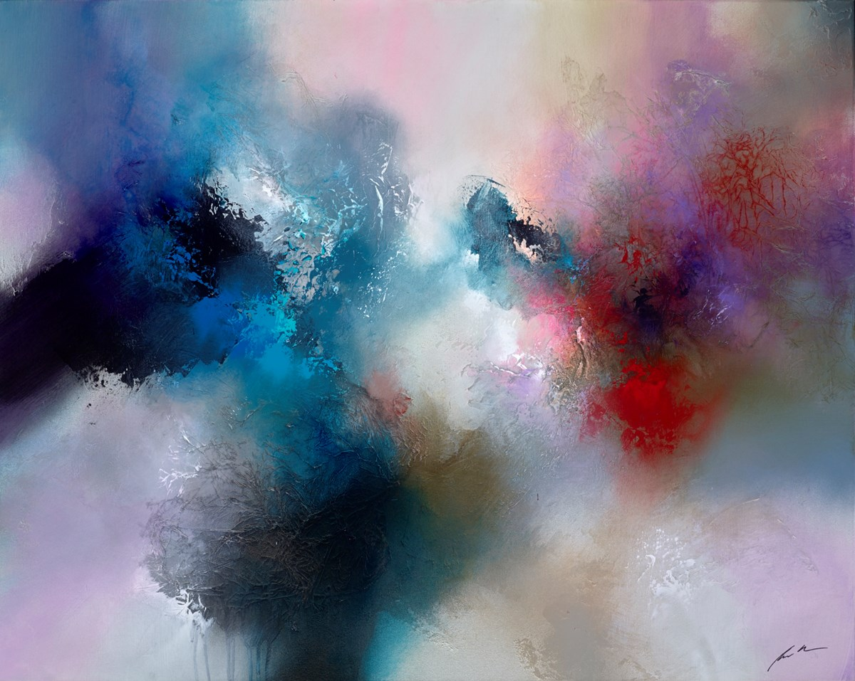 Broken Covenant by simon kenny -  sized 50x40 inches. Available from Whitewall Galleries